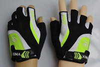 2014  Bike Bicycle Half Finger Cycling bike Gloves  Riding & Racing