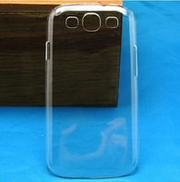 For for Samsung Galaxy S3 i9300 SIII 9300 phone case mobile phone case transparent shell free shipping by DHL ,100pcs/lot