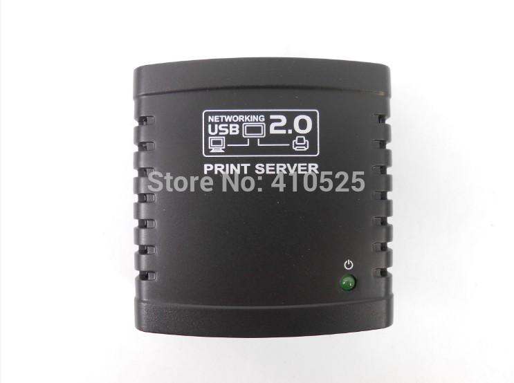 10 PCS New Palm-sized Networking USB 2.0 Multi-Function Printer Servers WIFI feature(China (Mainland))