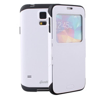 For Samsung Galaxy S5 i9600 Armor Impact Skin Hybrid Combo Soft TPU + Hard Case Plastic PC Filp Case Cover  Protective Cases