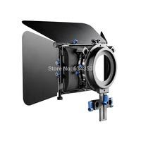 Digital Matte Box M3 15mm Rail Rod Support for DSLR Cameras Camcorders