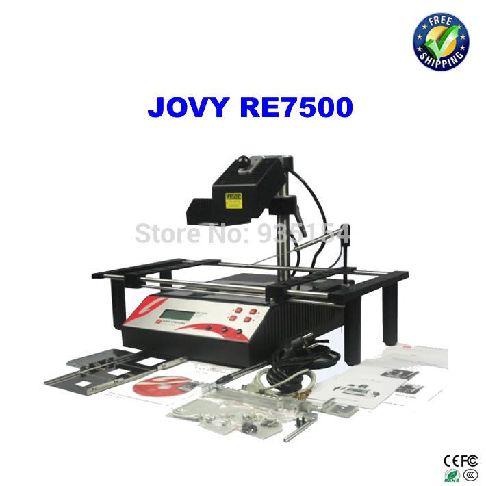 Rework Station Jovy re 7500 Jovy System Bga Rework Station Jovy Re7500 Infrared Bga Machine Welding