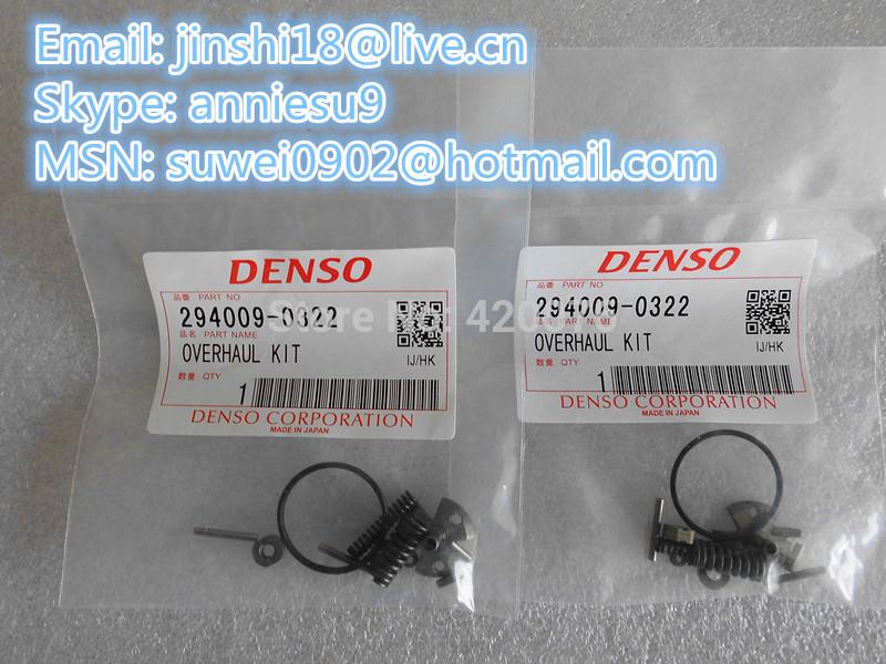 294009-0322 DENSO Original Injector Overhaul Kits 294009-0322 for 095000-6700(China (Mainland))