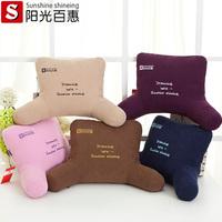 Free shipping cushion pillow seat back cushion sofa ofhead kaozhen waist support cushion tournure
