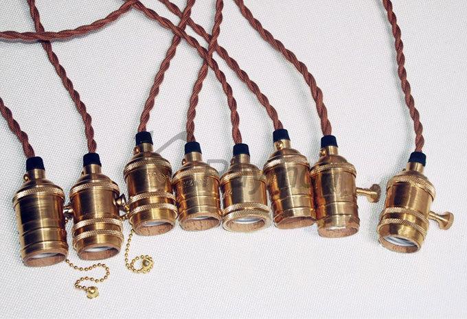 lampadario in rame : Lampadario In Rame : Multi Bulb Pendant Light Wire Kit