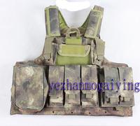 New ciras heavy tactical combat armor vest (A-TACS) - Free shipping