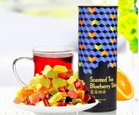 hot sale new scented tea paris champs 150g fruit tea beautiful gift packaging top grade flower slimming tea 4