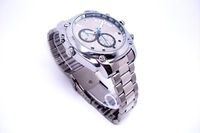 2014 Fashionable Wrist watch with Hidden Camera /DV Hd 1080P 8gb Free Shipping