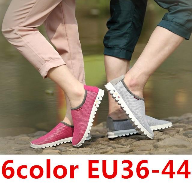 Mulheres e homens tênis respirável os alunos verão tênis casuais inovador Super sandálias confortáveis 7 cor(China (Mainland))