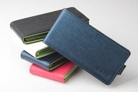 Free Shipping lenovo s650 case High Quality 100% Genuine Leather Flip Case Cover