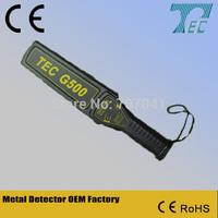 Hand held Metal Detector TEC-G500