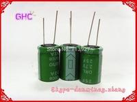 free shipping! graphene capacitor 2.7v25f super capacitor in stock 10pcs/lot 25farad capacitor for solar led light