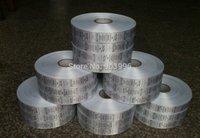 Free shipping-10000pcs/lot Wholesale Customize Logo Garment Label Logo print Water Wash Label /size label