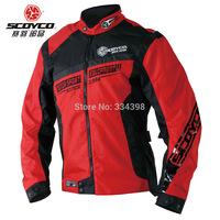 Scoyco motorcycle clothing automobile race ride top motorcycle jacket JK28