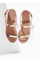 2014  belt flat heel sandals female plus size lace of flat women's shoes
