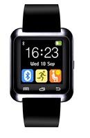 Bluetooth U8 watch U808 u watch Smart Wearable Watch WristWatch for iPhone  Samsung S4/Note 2/Note 3 HTC Android Smart phone