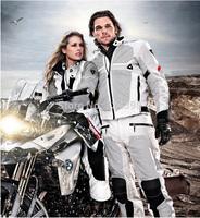 REVIT REV'IT Tornado HV Jacket Men and women Racing Suit Fashion Motorcycle clothing Motorcycle jackets Set Jacket and pants Set