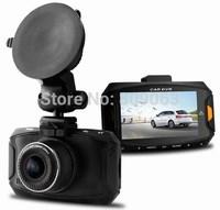 "2014 NEW G90 Ambarella A7 Car DVR Video Recorder Full hd 1080P 2.7""LCD+HDR+G-Sensor+H.264+Night Vision Video Recorder Dash Cam"