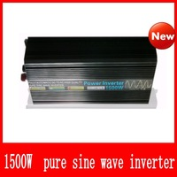 1500VA PURE SINE WAVE INVERTER (48V to 220VAC 3000W 3KW PEAKING) Door to Door Free Shipping