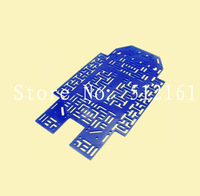 Smart car RP5 chassis mounting plate tracing board expansion board
