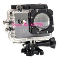 Camcorder Car DVR Mini DV with HDMI /TF Slot (Black) F23 1.5-inch LCD 30M Waterproof FHD 1080P H.264 Sports Digital