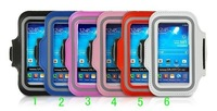 Case For Samsung Galaxy S4 mini i9190, 10PCS Newest Nylon Running Gym Sports Armband Case for iphone 5 5G,Free shipping