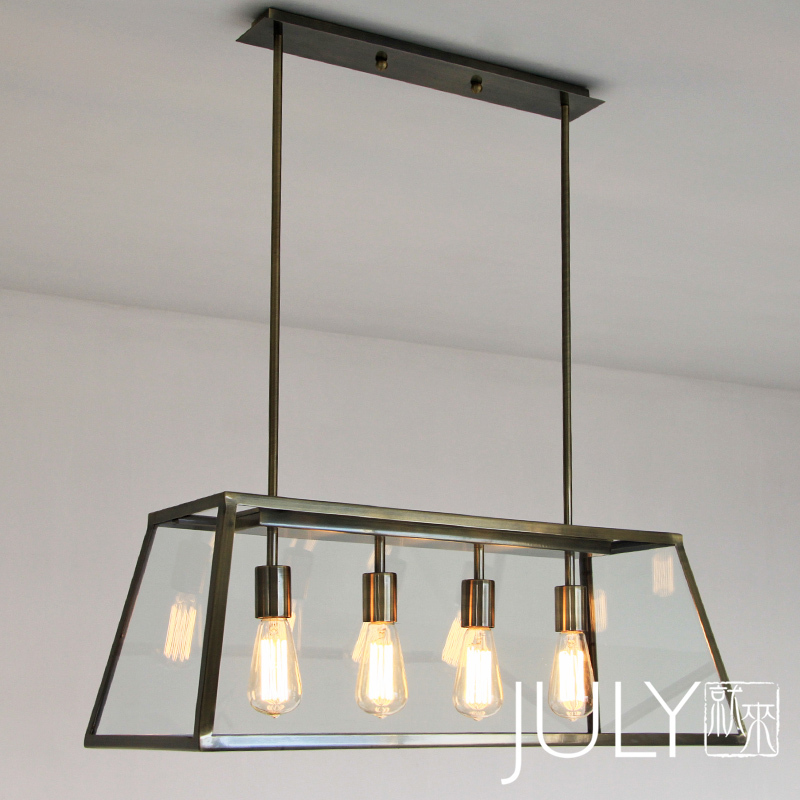 JULY came minimalist Scandinavian style warehouse  : JULY came minimalist Scandinavian style warehouse industrial designer lamps Loft living room dining room chandelier window from www.aliexpress.com size 800 x 800 jpeg 244kB