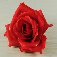 FREE SHIPPING Artificial Flower Rose Roll-up Hem Rose DIY Wedding Arch Material Home Decoration Decorative Flowers