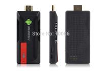 Free Shipping New Arrival MK809 IV Android 4.2 Quad core Smart TV Box Mini PC 2GB 8GB TV dongle Rk3188 HDMI # 190256