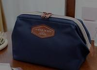 2014 New Cute Women's Lady Travel Makeup bag Cosmetic pouch Clutch Handbag Casual Purse  hot