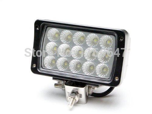 45W LED Offroad Light Bar LED Worklight Auto LED Driving Light for Truck 4WD SUV ATV LED Fog Lamp 4X4(China (Mainland))
