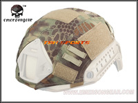 EMERSON Tactical Helmet Cover For Fast Helmet PJ Pararescue Jump In Kryptek Mandrake+Free shipping(SKU12050311)