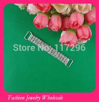 Sew on for Swimwear Crystal Rhinestone Bikini Connector Fashion  30pcs/lot  Free Shipping