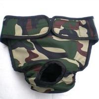 100pcs/lot Big dog pants Physiological/menstrual pants prevent sexual harassment pet clothing
