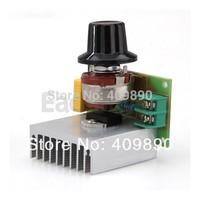 3800W SCR Motor Speed Control Controller Voltage Regulator Module Modulation