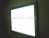New 2014 a1 led backlit panel display wall mounted aluminum photo frames advertising slim lightbox