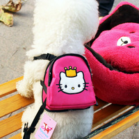 Pet Backpack Bag for dogs Knapsack Pet Carriers School Bags dog's backpack
