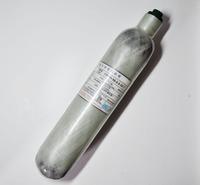 Carbon fiber cylinder 0.5 L 30MPA Carbon fiber bottle High pressure gas bottle Pcp AirForce Condor Pcp pump 500cc