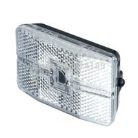 Cateye TL-LD560-F 5 x LED 5-Mode White Light Bike Rear Lamp (2 x AAA) -White