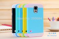 1x galaxy s5 sv G900 phone cases fashion colorful silicon tpu hard case cover capa carcasa funda housse coque Custodia kryty