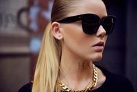 2014 New Audrey Brand Designer Sunglass CL41805 fashion sunglasses women Brand sunglasses