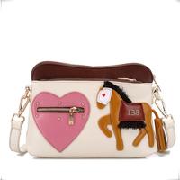 Women's handbag small bag 2014 female messenger bag fashion bag genuine leather