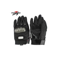 2014 Pro-biker Full Genuine Leather  Carbon Fiber Knight Motorcycle Gloves Automobile Racing Gloves Luvas For man