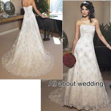 cheap vintage wedding dress