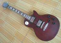 Best Genuine Brand Classic Standard Electric Guitar Matt Neck One Non-Plug Burgundy Guitar Made in the USA