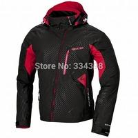 Genuine RS-TAICHI RSJ285 Waterproof Breathable Outdoor Motorcycle Windbreaker jacket Protective gear Fashion Racing suit jacket