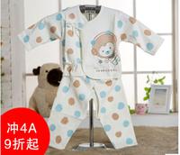 hot selling newborn baby sets underwear cotton 1lot=3 piece suit spring summer autum winter, free shipping