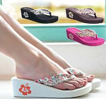 wholesale womens platform flip flops