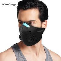 Cool change free shipping 2014 new mountain bike riding masks dust masks outdoor sports warm semi-cheek anti PM2.5
