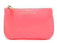 AB586 Modern Fashion solid chain Leather-Like Clutch Wristlet envelope clutch